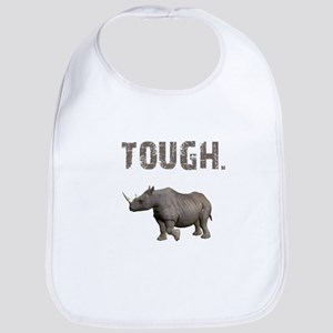 Tough Black Rhino Bib