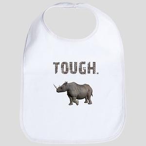 Tough Black Rhino Bib