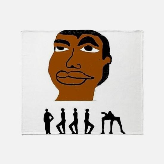 PDDBM Logo Throw Blanket