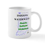 Indiana Waterways Mug
