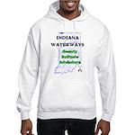 Indiana Waterways Hooded Sweatshirt