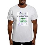 Indiana Waterways Light T-Shirt