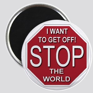 Stop The World Magnet