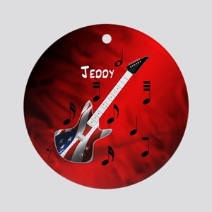 Jeddy Ornament (Round)