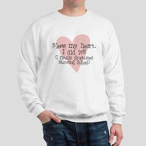 Bless the New Nurse Sweatshirt