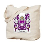 Esteves Family Crest Tote Bag