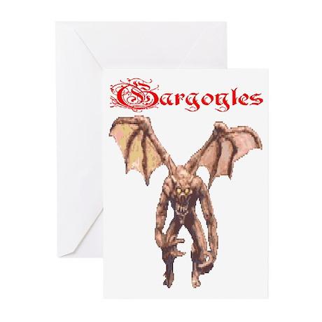 Gargoyle Greeting Cards (Pk of 10)