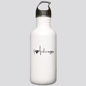 AR 15 Stainless Water Bottle 1.0L