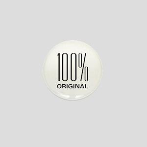 100% Original Mini Button