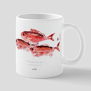 Vrmillion Snapper - Mug