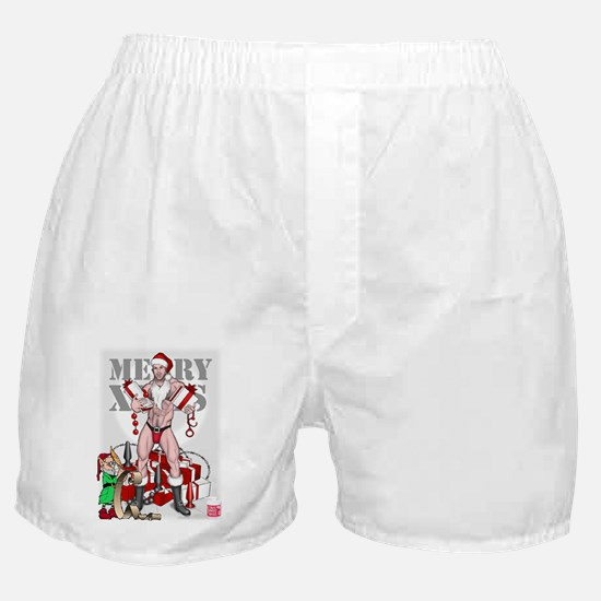 merry xmas daddy Boxer Shorts