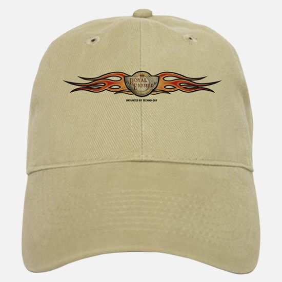 Bite the Bullet - Untouched by Technology Baseball Baseball Cap