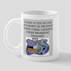 funny psychology psychiatrist Mug