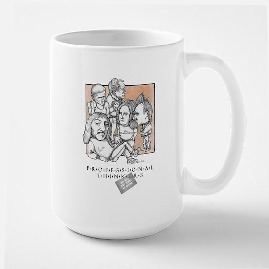 Philosophers Large Mug