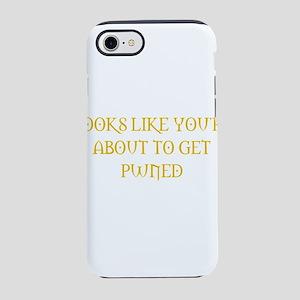 getpwned iPhone 8/7 Tough Case