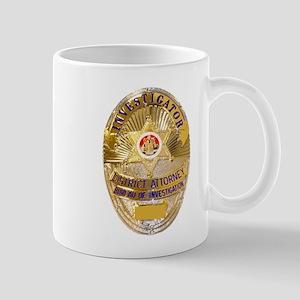 L.A. D.A. Investigator Mug