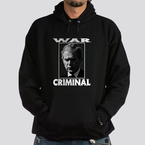War Criminal Hoodie (dark)
