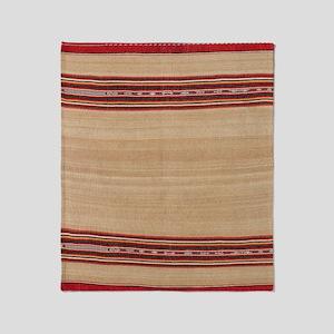 Aymara Throw Blanket