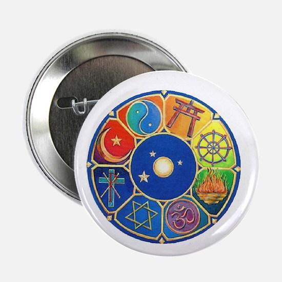 "world religion 2.25"" Button"