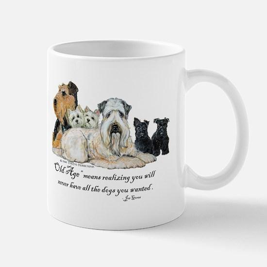 Love Dogs Mug