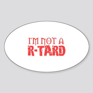 notartardclr Sticker