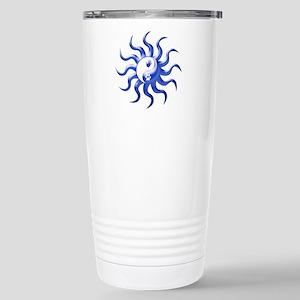 Harmony with life Stainless Steel Travel Mug