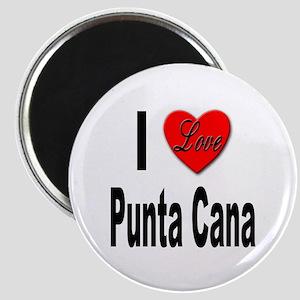 I Love Punta Cana Magnet
