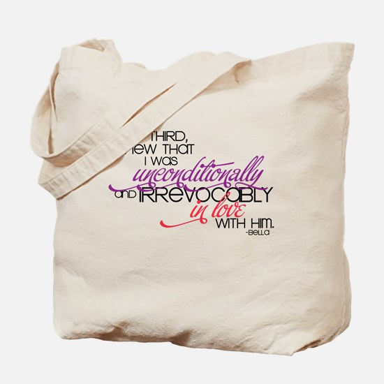 Unconditionally Tote Bag