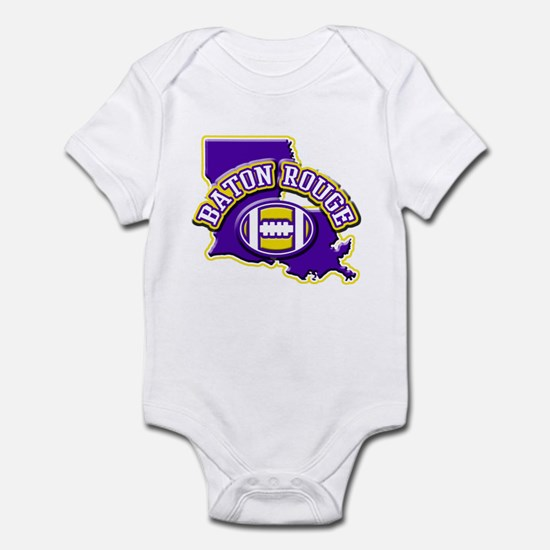 Baton Rouge Football Infant Bodysuit