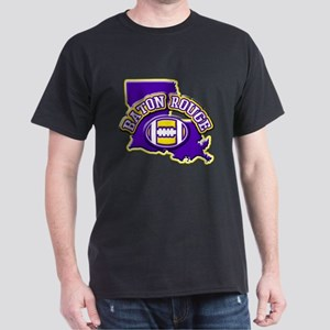 Baton Rouge Football Dark T-Shirt