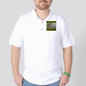 FISHING/FISHERMEN Golf Shirt