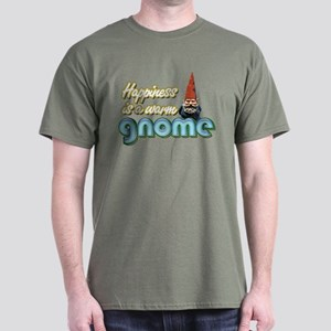 A WARM GNOME Dark T-Shirt