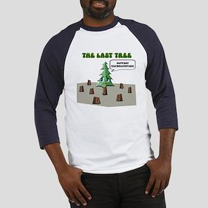 The Last Tree Baseball Jersey