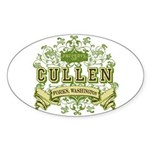 Property of Edward Cullen Oval Sticker (10 pk)