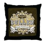 Property of Edward Cullen Throw Pillow