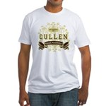 Property of Edward Cullen Fitted T-Shirt