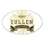 Property of Edward Cullen Oval Sticker (50 pk)