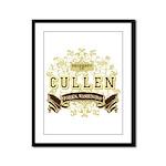Property of Edward Cullen Framed Panel Print
