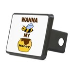 BEE MY HONEY Hitch Cover