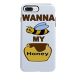 BEE MY HONEY iPhone 8/7 Plus Tough Case
