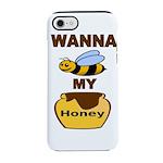 BEE MY HONEY iPhone 8/7 Tough Case