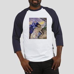Van Gogh Pieta Baseball Jersey