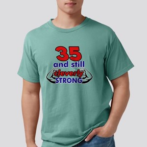 35 cleverly birthday designs T-Shirt