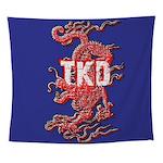TKD Dragon Wall Tapestry