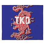 TKD Dragon King Duvet