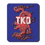 Tkd Dragon Mousepad