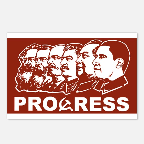 Cute Obama socialist Postcards (Package of 8)