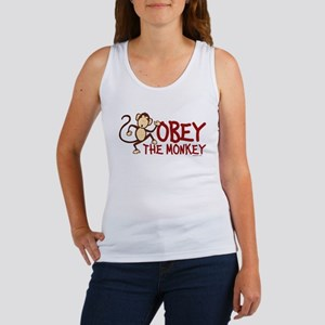a2b5a9f05ddcce Angry Monkey Women s Tank Tops - CafePress