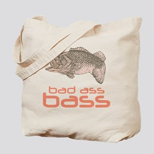 Bad Ass Bass Tote Bag