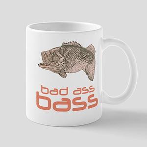 Bad Ass Bass Mug